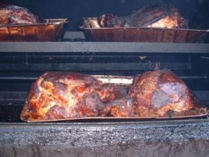Slow Smoked (10 hours) BBQ Pork 2002