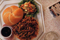 Pulled Pork Catering