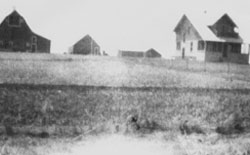 The farm back in 1919.