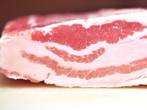 100% Berkshire Pork Belly & Cheek Meat