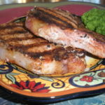 100% Certified Berkshire Kurobuta Pork Chops and Sirloin Pork Steaks
