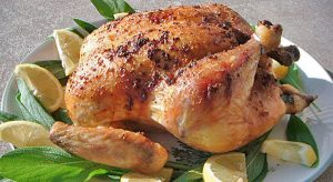 Home Feature Chicken