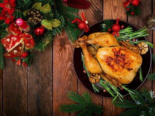 Christmas Chicken
