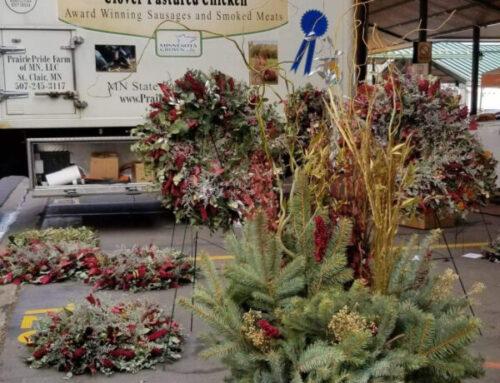 Farmers Market Winter Schedule- Apple Valley & St. Paul MN